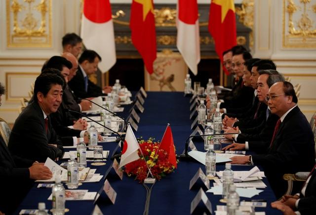 Chuyến thăm Nhật Bản của Thủ tướng Nguyễn Xuân Phúc đã đạt được kết quả tốt đẹp ở nhiều phương diện (ảnh: Reuters)