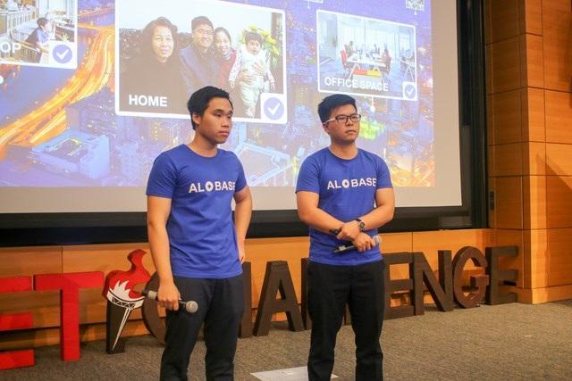 Alobase - kênh thông tin trực tuyến kết nối kiến trúc sư và người sử dụng.