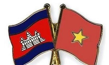 Việt Nam - Campuchia kỷ niệm 50 năm ngày thiết lập quan hệ ngoại giao (ảnh: Tiền phong)
