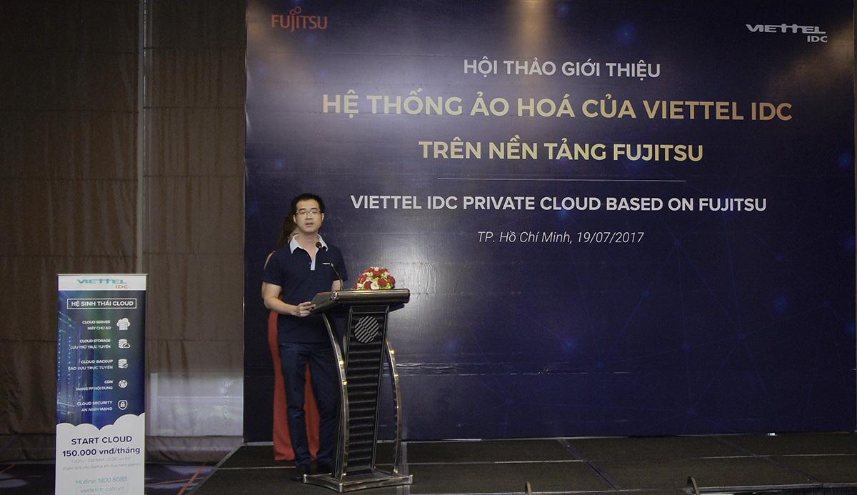 """Viettel IDC """"bắt tay"""" cùng Fujitsu trình làng giải pháp ảo hóa tại Việt Nam - 1"""