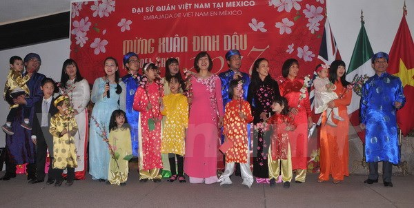 Cộng đồng người Việt tại Mexico hân hoan đón Xuân Đinh Dậu - 1