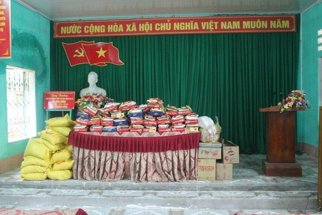 Du học sinh Việt tại Úc tặng quà Tết tới đồng bào vùng cao - 2