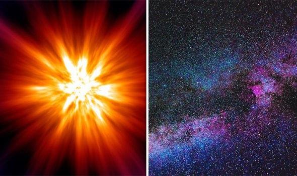 """Vũ trụ có thể """"chết"""" bất kỳ lúc nào - 1"""