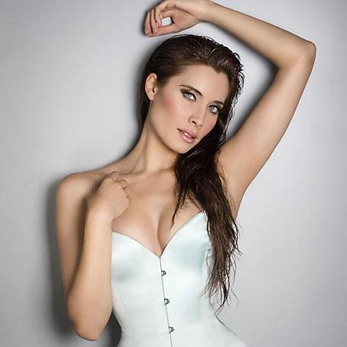 Pilar Rubio, bạn gái Sergio Ramos