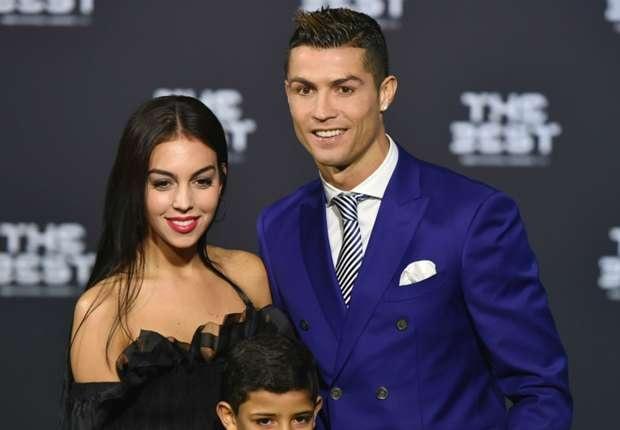 Georgina Rodriguez, bạn gái Cris Ronaldo