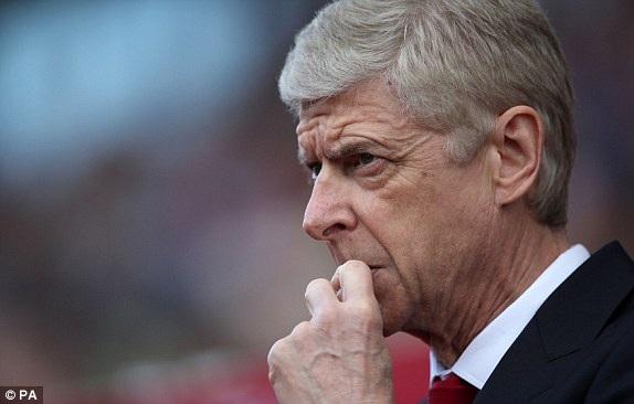 Wenger đứng trước trận đấu cuối cùng của mùa giải và có thể là trận cuối cùng của ông ở Premier League