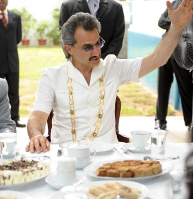 """Vén màn cuộc sống """"dát vàng"""" của Hoàng tử xứ Ả rập - 2"""