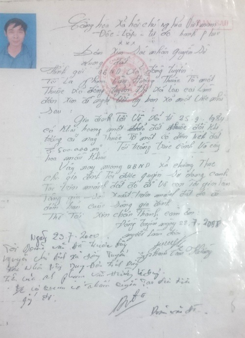 Dân khởi kiện, Toà thay đổi tư cách tố tụng của Chủ tịch TP Lào Cai và Chủ tịch tỉnh Lào Cai - 3