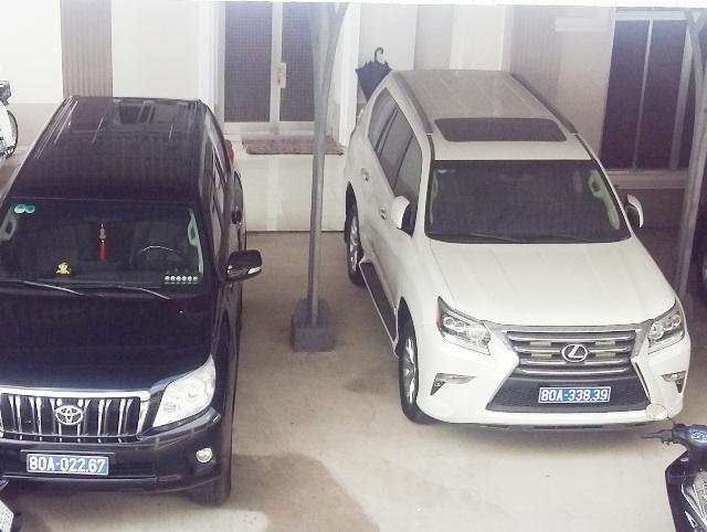Cà Mau đã trả lại 2 xe ô tô cho doanh nghiệp tặng sau chỉ đạo của Thủ tướng Chính phủ.