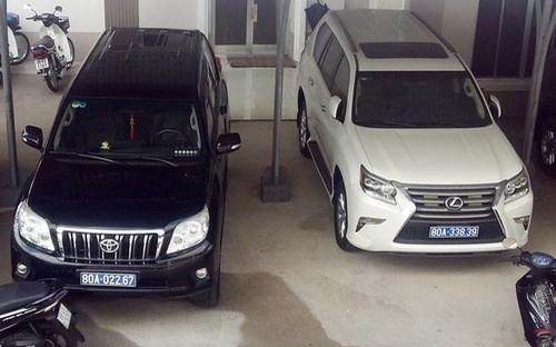 Chiếc xe Lexus trắng do doanh nghiệp tặng tỉnh Cà Mau đã được địa phương trả lại.