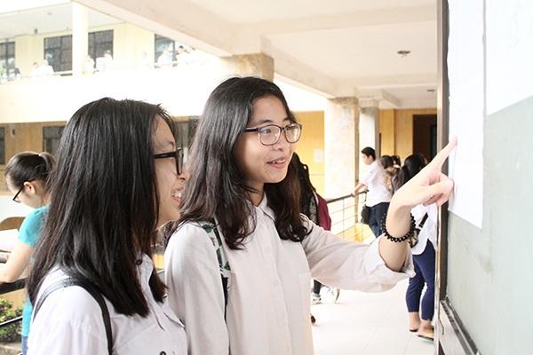 Đề thi thử nghiệm sẽ giúp các học sinh khối 12 định hình dễ hơn về hướng ra đề THPT quốc gia năm 2017. (ảnh minh họa)