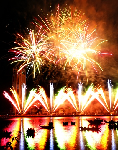 Những điểm xem pháo hoa miễn phí lý tưởng ở Đà Nẵng - 5