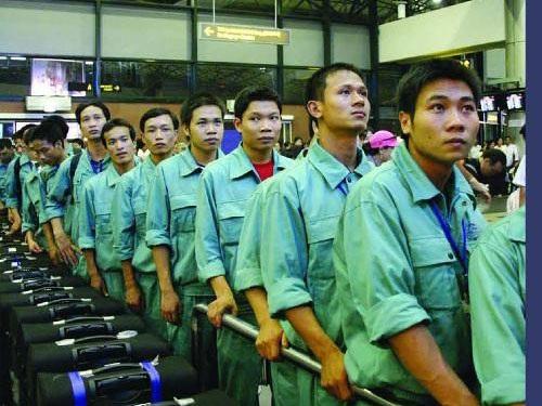 TP HCM: Hỗ trợ người đi xuất khẩu lao động - 1