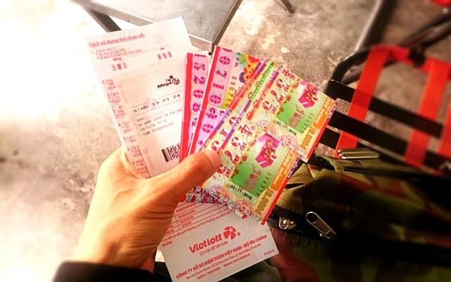 Đà Nẵng cấm bán dạo vé Vietlott