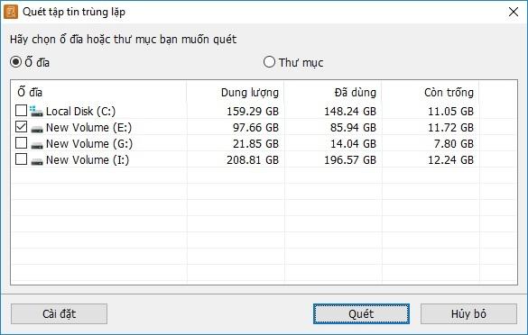 Tuyệt chiêu tìm và loại bỏ file trùng lặp giúp khôi phục dung lượng ổ cứng - 3