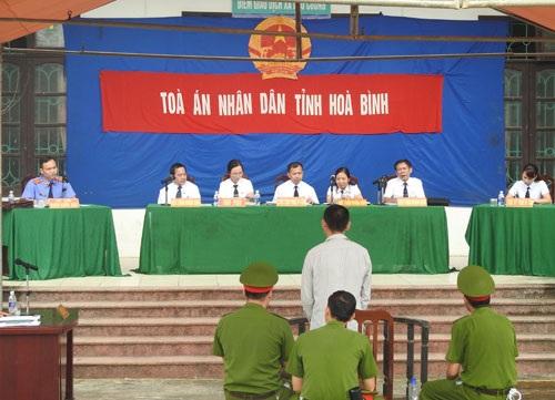 Tòa án nhân dân tỉnh Hòa Bình chú trọng xét xử lưu động