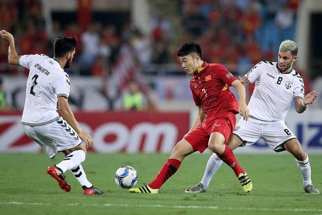 Xuân Trường là hạt nhân quan trọng của đội tuyển Việt Nam thời HLV Park Hang Seo
