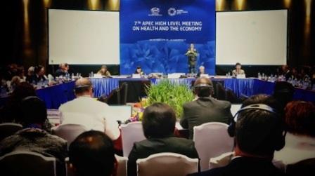 Các bộ trưởng sẽ thảo luận về những vấn đề trọng tâm trong cải cách tài chính y tế (ảnh: Phạm Thọ)