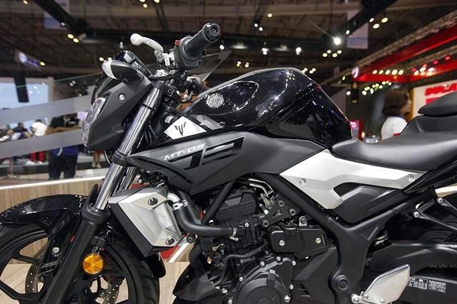 Yamaha MT-03 có giá 139 triệu đồng - 4