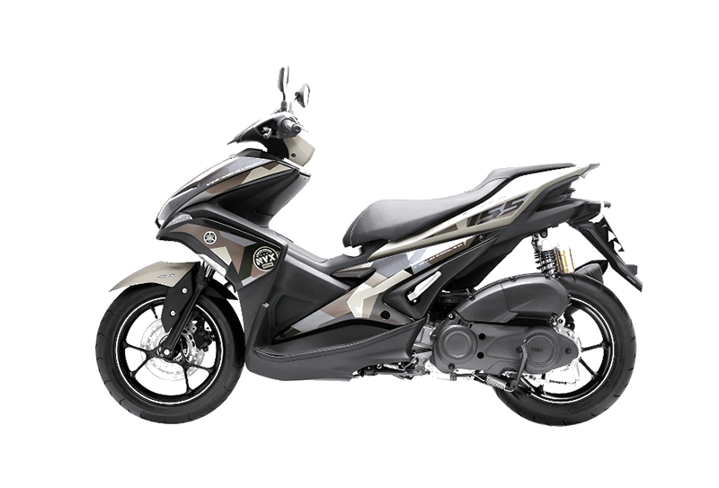 Yamaha ra mắt NVX 155 Camo có giá 52,69 triệu đồng - 5