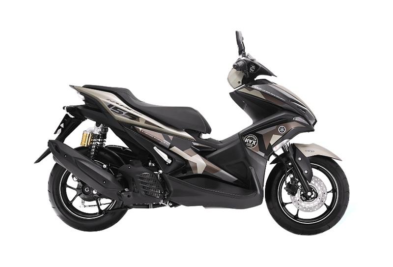 Yamaha ra mắt NVX 155 Camo có giá 52,69 triệu đồng - 4