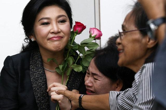 Cựu Thủ tướng Thái Lan Yingluck Shinawatra (Ảnh: Reuters)