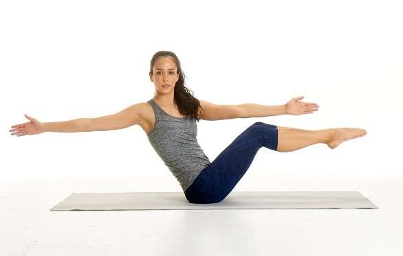 Những tư thế yoga giúp đẩy lùi chấn thương chạy bộ - 3