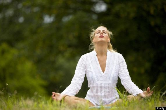 Học kỹ thuật thở trong Yoga - 1