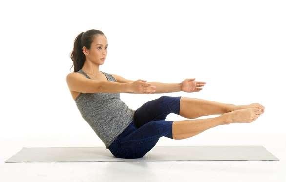 Những tư thế yoga giúp đẩy lùi chấn thương chạy bộ - 5