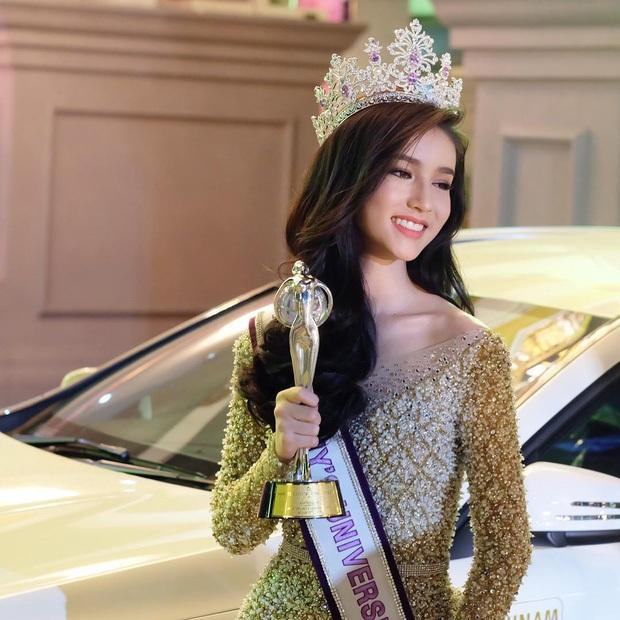 Cô trở thành gương mặt đại diện của nhiều nhãn hiệu và hưởng khoản lương thường xuyên của tổ chức hoa hậu chuyển giới Thái Lan trong vòng một năm.
