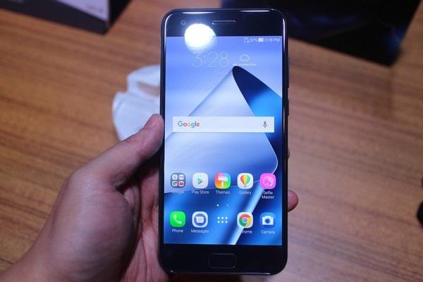 Zenfone 4 Pro, chiếc smartphone cao cấp nhất vừa được ra mắt của Asus