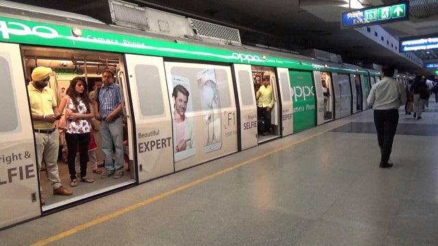 Tập đoàn Ấn Độ ngỏ ý đầu tư tàu điện ngầm ở Việt Nam