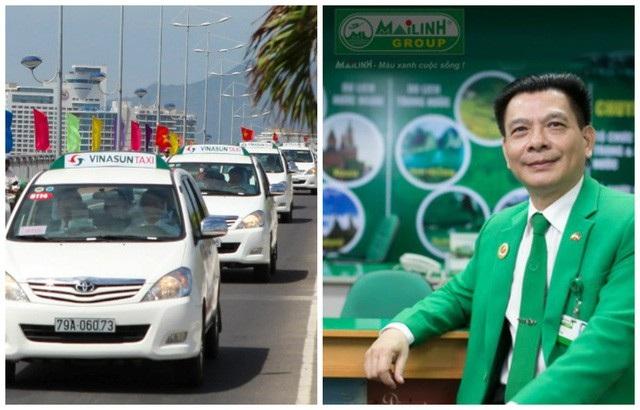 Đại gia Hồ Huy đang vật lộn, xử lý khó khăn với taxi Mai Linh