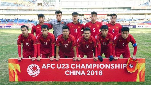 Triệu trái tim hướng về U23 Việt Nam - 1
