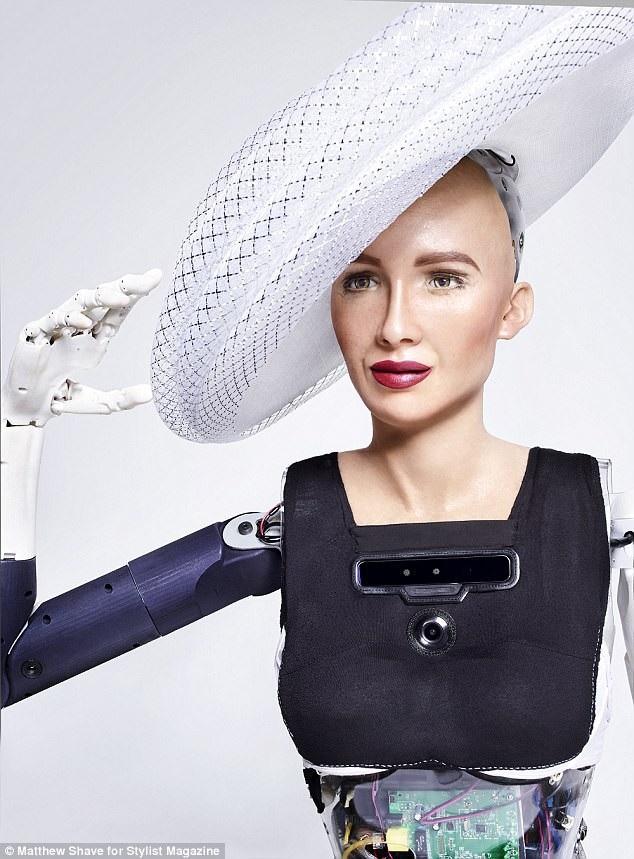 """Ý nghĩa cuộc sống và bí quyết hạnh phúc của một… """"robot xinh đẹp"""" - 3"""