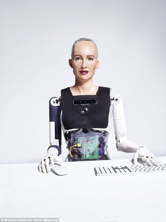 """Ý nghĩa cuộc sống và bí quyết hạnh phúc của một… """"robot xinh đẹp"""" - 4"""