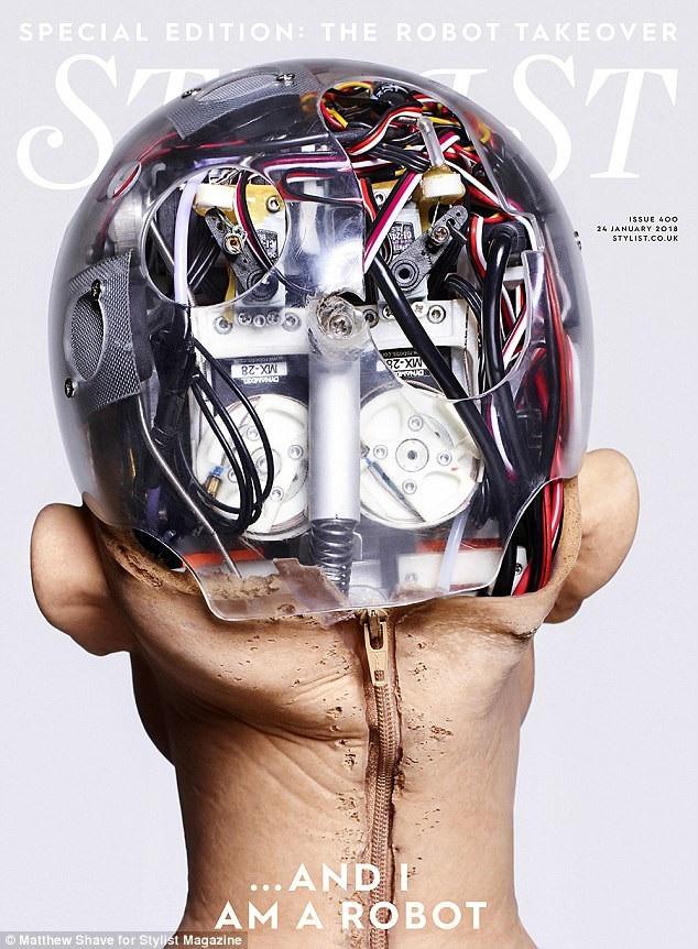 """Ý nghĩa cuộc sống và bí quyết hạnh phúc của một… """"robot xinh đẹp"""" - 6"""