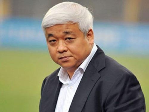 Bầu Kiên từng tuyên bố sẽ bỏ kinh doanh để chuyên tâm cho bóng đá.