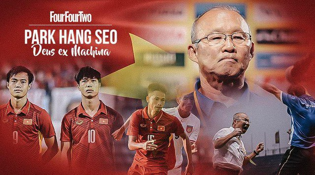 HLV Park Hang Seo đã thay đổi triết lý của bóng đá Việt Nam.