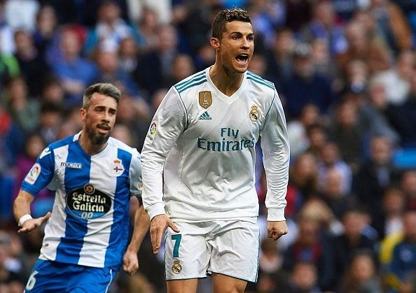C.Ronaldo khẳng định sẽ ở lại Real Madrid