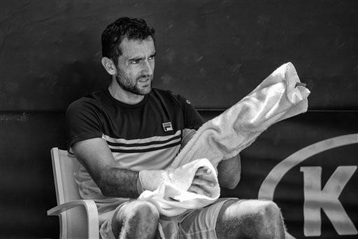 Cilic sẽ là ẩn số của trận chung kết Australian Open