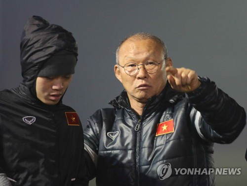 HLV Park Hang Seo được báo Hàn Quốc ca ngợi