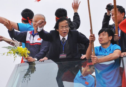 """VFF: """"Ông Nguyễn Lân Trung làm đúng chức năng, nhiệm vụ"""" - 2"""
