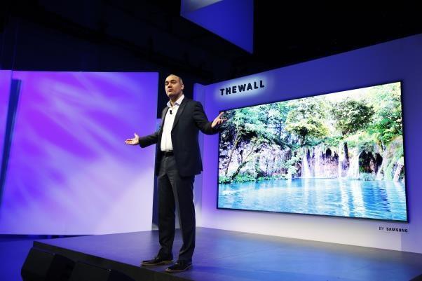 Samsung dẫn đầu màn hình lớn, đi đầu xu hướng TV 8K - 3