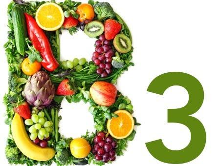 Những điều cần biết về vitamin B3 - 1