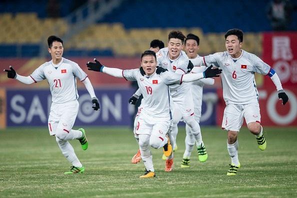 Thành công vang dội của đội tuyển U23 Việt Nam