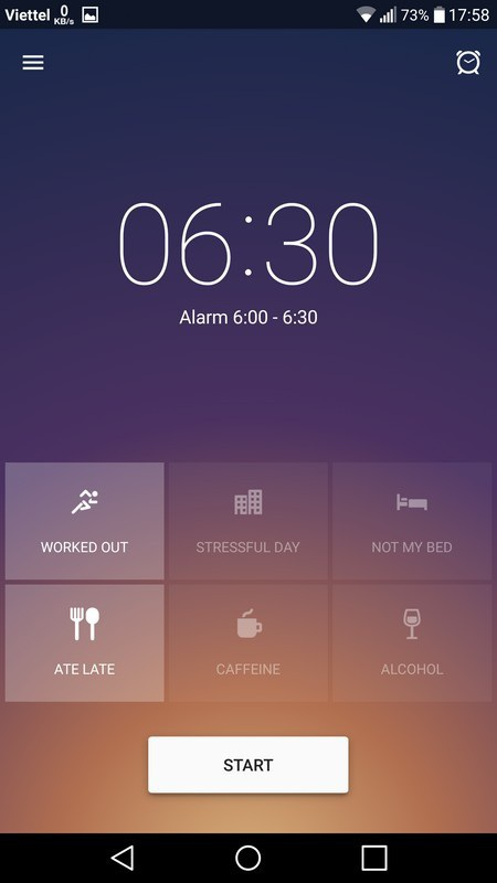Ứng dụng di động giúp ngủ ngon và tỉnh táo hơn khi thức dậy - 2