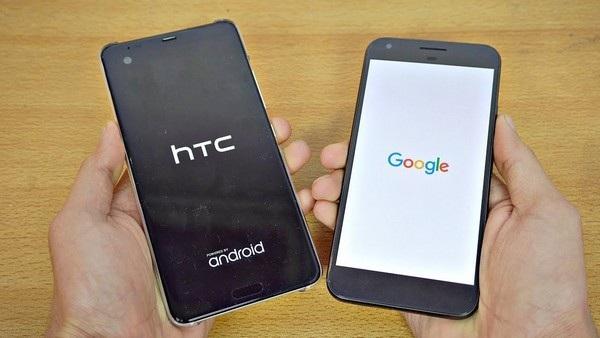 Thỏa thuận đạt được với HTC sẽ giúp Google tiến thêm một bước cho quá trình tự sản xuất smartphone của hãng
