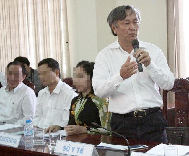 Ông Lê Thanh Liêm cho biết sẽ tiếp tục khiếu nại về quyết định khởi tố của công an tỉnh.