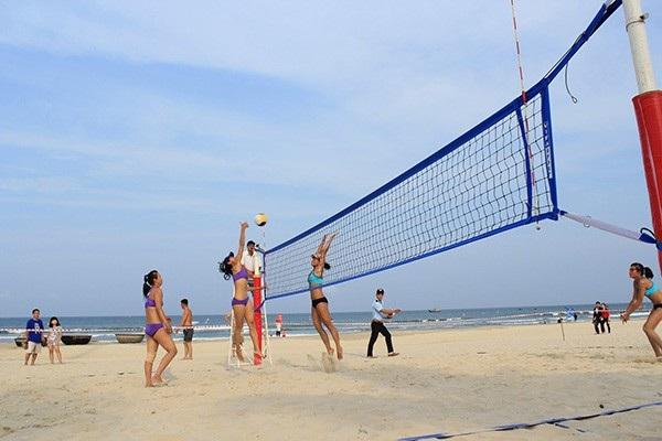 Đà Nẵng đầu tư hơn 46 tỷ đồng thực hiện đề án quản lý và khai thác du lịch ở các bãi biển trên đường Nguyễn Tất Thành